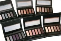 12 x Collection Eyes Uncovered Palette Mix | Nude, Nude Rose, Nude Bronze + More